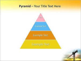 Construção Guindaste Modelos de apresentações PowerPoint - Slide 10