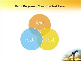 Construção Guindaste Modelos de apresentações PowerPoint - Slide 13