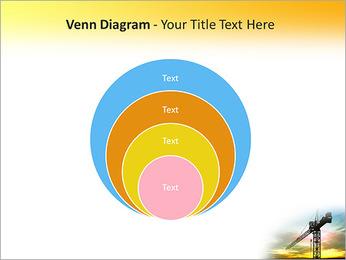 Construção Guindaste Modelos de apresentações PowerPoint - Slide 14