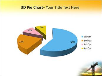 Construção Guindaste Modelos de apresentações PowerPoint - Slide 15