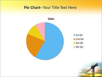 Construção Guindaste Modelos de apresentações PowerPoint - Slide 16