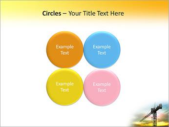 Construção Guindaste Modelos de apresentações PowerPoint - Slide 18