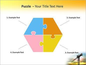 Construção Guindaste Modelos de apresentações PowerPoint - Slide 20
