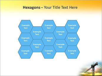 Construção Guindaste Modelos de apresentações PowerPoint - Slide 24