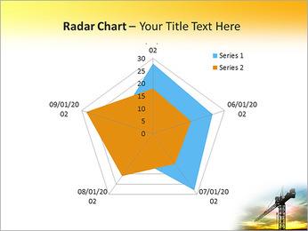 Construção Guindaste Modelos de apresentações PowerPoint - Slide 31