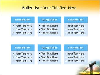 Construção Guindaste Modelos de apresentações PowerPoint - Slide 36
