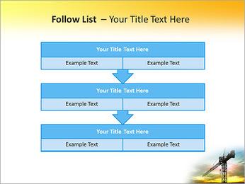 Construção Guindaste Modelos de apresentações PowerPoint - Slide 40