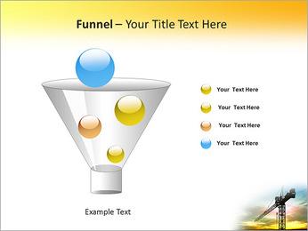 Construção Guindaste Modelos de apresentações PowerPoint - Slide 43