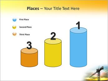 Construção Guindaste Modelos de apresentações PowerPoint - Slide 45