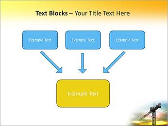 Construção Guindaste Modelos de apresentações PowerPoint - Slide 50