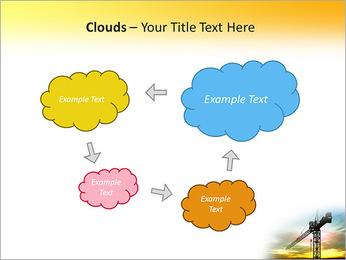 Construção Guindaste Modelos de apresentações PowerPoint - Slide 52