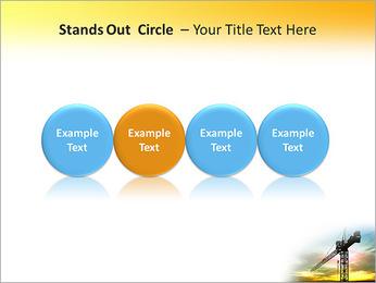 Construção Guindaste Modelos de apresentações PowerPoint - Slide 56