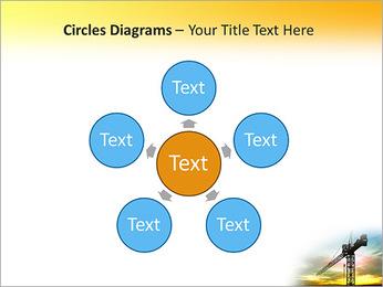 Construção Guindaste Modelos de apresentações PowerPoint - Slide 58
