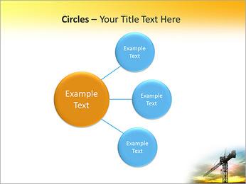 Construção Guindaste Modelos de apresentações PowerPoint - Slide 59
