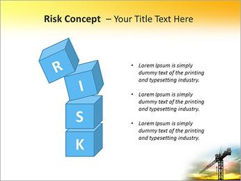 Construção Guindaste Modelos de apresentações PowerPoint - Slide 61