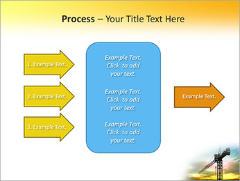 Construção Guindaste Modelos de apresentações PowerPoint - Slide 65