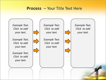 Construção Guindaste Modelos de apresentações PowerPoint - Slide 66