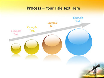 Construção Guindaste Modelos de apresentações PowerPoint - Slide 67