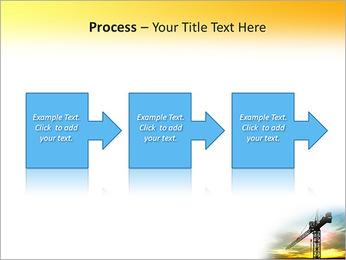 Construção Guindaste Modelos de apresentações PowerPoint - Slide 68