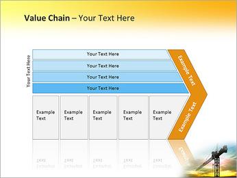 Construção Guindaste Modelos de apresentações PowerPoint - Slide 7