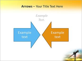 Construção Guindaste Modelos de apresentações PowerPoint - Slide 70