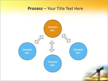 Construção Guindaste Modelos de apresentações PowerPoint - Slide 71