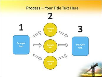Construção Guindaste Modelos de apresentações PowerPoint - Slide 72
