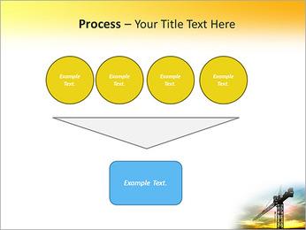 Construção Guindaste Modelos de apresentações PowerPoint - Slide 73