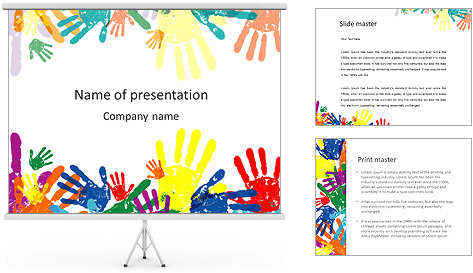 Colorful templates for powerpoint gallery template design ideas free colorful powerpoint templates design pastel watercolor painted powerpoint template list maxwellsz google maxwellsz toneelgroepblik Choice Image
