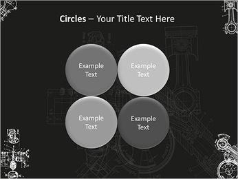 Schéma du Mécanisme Modèles des présentations  PowerPoint - Diapositives 18