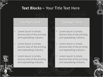 Schéma du Mécanisme Modèles des présentations  PowerPoint - Diapositives 37