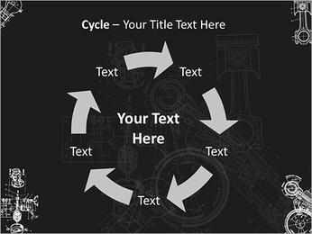 Schéma du Mécanisme Modèles des présentations  PowerPoint - Diapositives 42