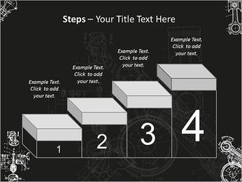 Schéma du Mécanisme Modèles des présentations  PowerPoint - Diapositives 44
