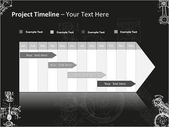 Schéma du Mécanisme Modèles des présentations  PowerPoint - Diapositives 5