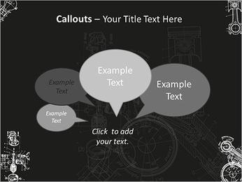 Schéma du Mécanisme Modèles des présentations  PowerPoint - Diapositives 53