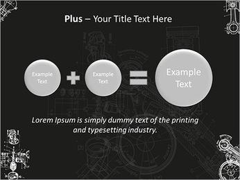 Schéma du Mécanisme Modèles des présentations  PowerPoint - Diapositives 55