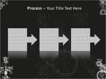Schéma du Mécanisme Modèles des présentations  PowerPoint - Diapositives 68