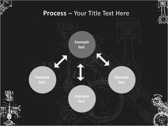 Schéma du Mécanisme Modèles des présentations  PowerPoint - Diapositives 71