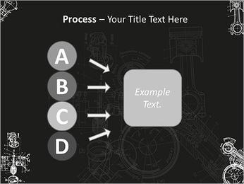 Schéma du Mécanisme Modèles des présentations  PowerPoint - Diapositives 74