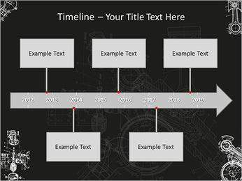 Schéma du Mécanisme Modèles des présentations  PowerPoint - Diapositives 8