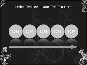 Schéma du Mécanisme Modèles des présentations  PowerPoint - Diapositives 9