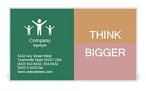IPad Screen Business Card Templates