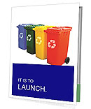Waste Products Container Presentation Folder