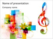 Music Notes PowerPoint Templates