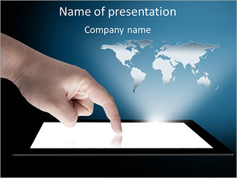 Computer Innovation PowerPoint Template