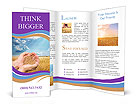 Rich Wheat Harvest Brochure Templates