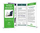 Online Shopping Brochure Template