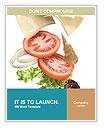 Fresh Sandwich Word Templates