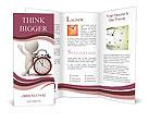 Alarm Clock Brochure Templates