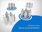 División Grupo Plantillas de Presentaciones PowerPoint